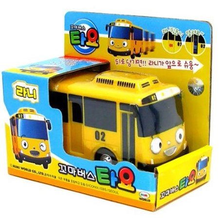 Little Bus Tayo Toy - RANI (Tayo The Little Bus Garage)