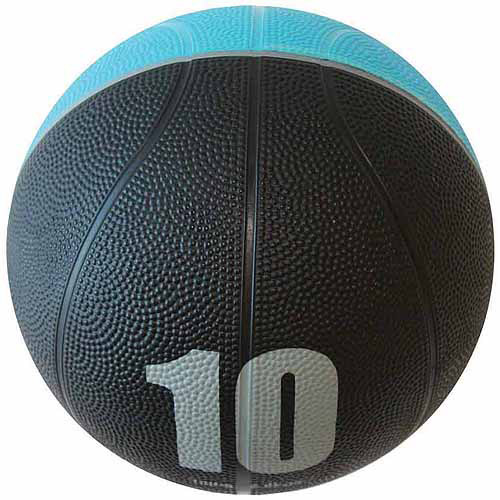 SPIN Fitness Commercial-Grade Medicine Ball, 10 lbs