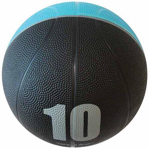 SPIN Fitness Commercial-Grade Medicine Ball, 10 lbs