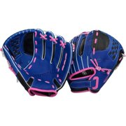 New Easton Youth Fastpitch Series Softball NYFP1150 Glove 11.5In Blue/Black RHT
