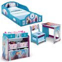 4-Piece Disney Frozen II Room-in-a-Box Bedroom Set