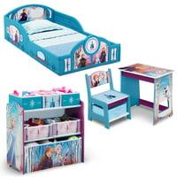 Disney Frozen II 4-Piece Room-in-a-Box Bedroom Set by Delta Children