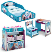 Deals on Disney Frozen II 4-Piece Room-in-a-Box Bedroom Set
