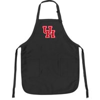 Broad Bay University of Houston Apron DELUXE UH APRONS for Men or Women - Grilling, Kitchen, or Tailgating