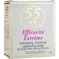 55H Exfoliating Lightening Soap, 7 Oz