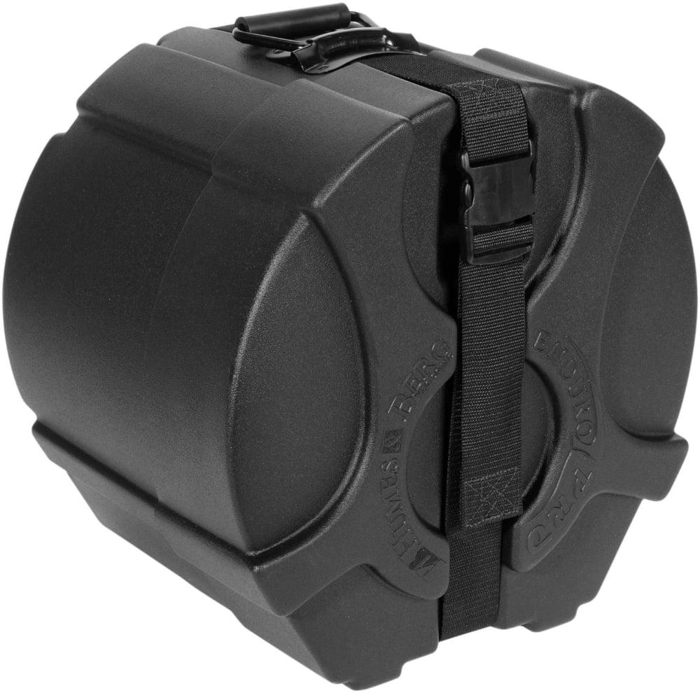 Pro Tom Drum Case with Foam Black 13X9 inch