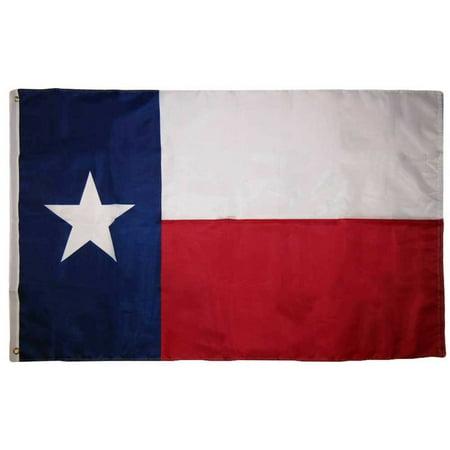 3x5 Texas State 150D Woven Poly Nylon Flag 5x3 Banner Grommets Heavy Duty Nylon Louisiana State Flag