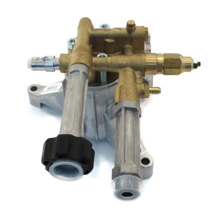 New OEM AR 2800 psi Upgraded AR POWER PRESSURE WASHER WATER PUMP for Simpson MSV3100 Engine (Power Pressure Cooker Do)