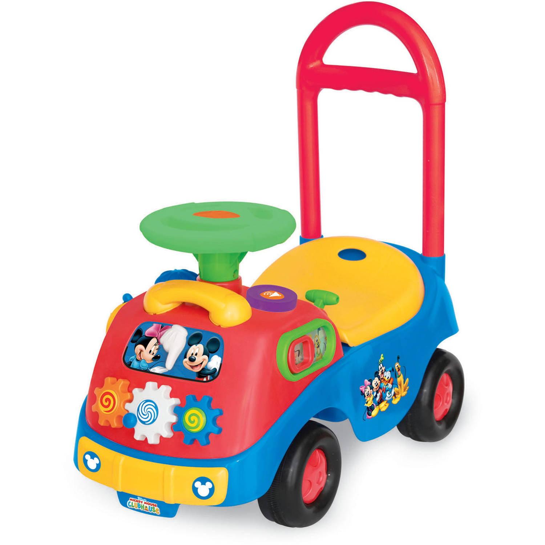Kiddieland Disney Mickey and Friends Activity Gears Ride ...