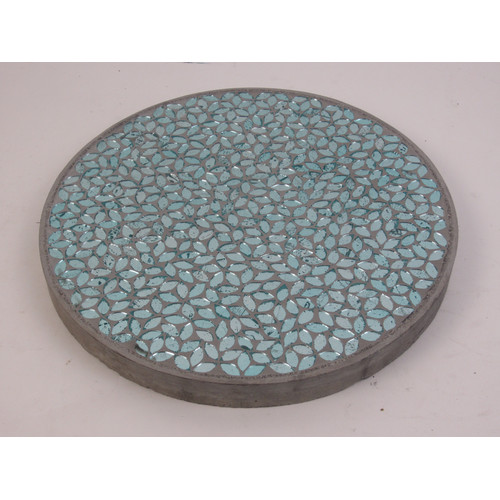 Firefly Home Collection Mosaic Stepping Stone by
