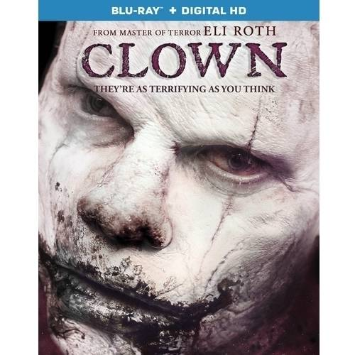 Clown (Blu-ray + Digital HD) (With INSTAWATCH)