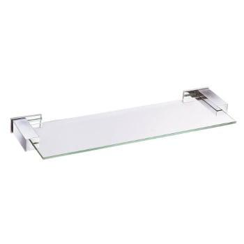 danze d446134 sirius glass shelf, 18-inch, chrome