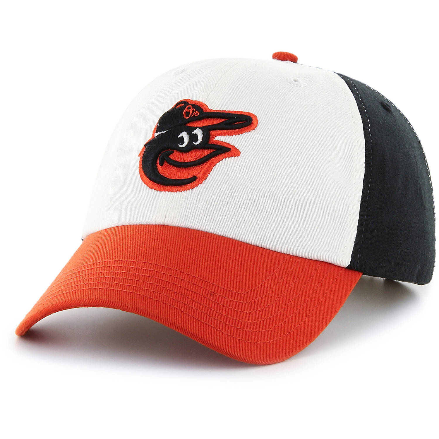 MLB Baltimore Orioles Clean Up Cap / Hat by Fan Favorite