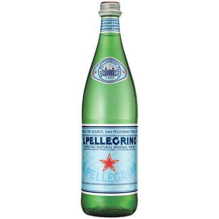 437c2b1c43 San Pellegrino Sparkling Natural Mineral Water, 25.3 Fl. Oz. - Walmart.com