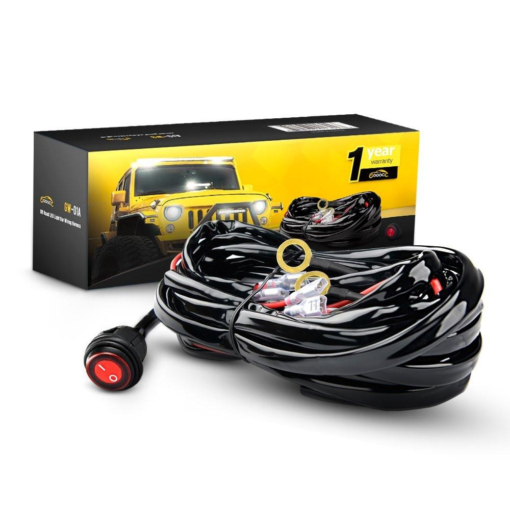 Off Road Car Wiring Diagram And Schematics Vehicle Led Light Utv Bar Harness Trusted Ford Ignition Switch Gooacc