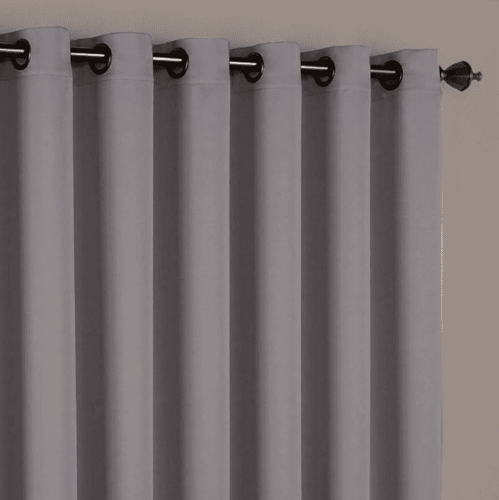 Eclipse Thermal Blackout Tricia Patio Door Window Curtain Panel Walmart Com Walmart Com