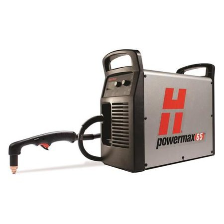 Hypertherm Powermax 65 Handheld Plasma Cutter with 50 Foot Hand Torch 083271