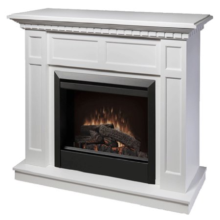 Dimplex Dfp4743w Caprice 23 Inch Electric Fireplace