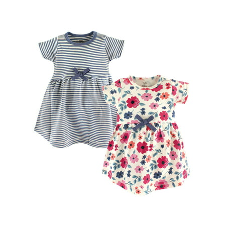 Baby Girls' Dresses, 2-pack