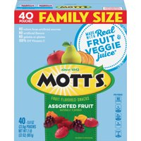 Mott's Fruit Snacks, Gluten Free, 40 ct, 0.8 oz