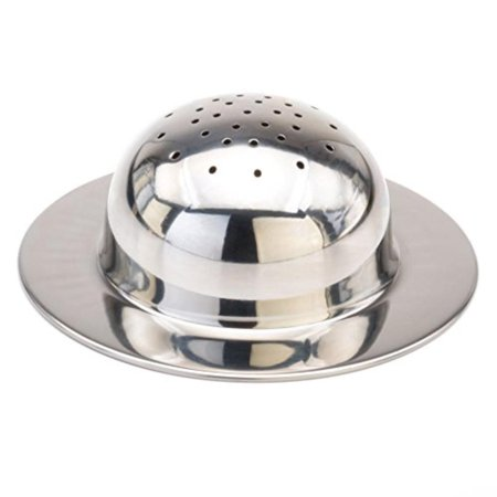 2400013087 OPB Aroma Dome Insert Slow Feed, Silver, Place into dog bowl By Our Pets
