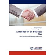 A Handbook on Business Law