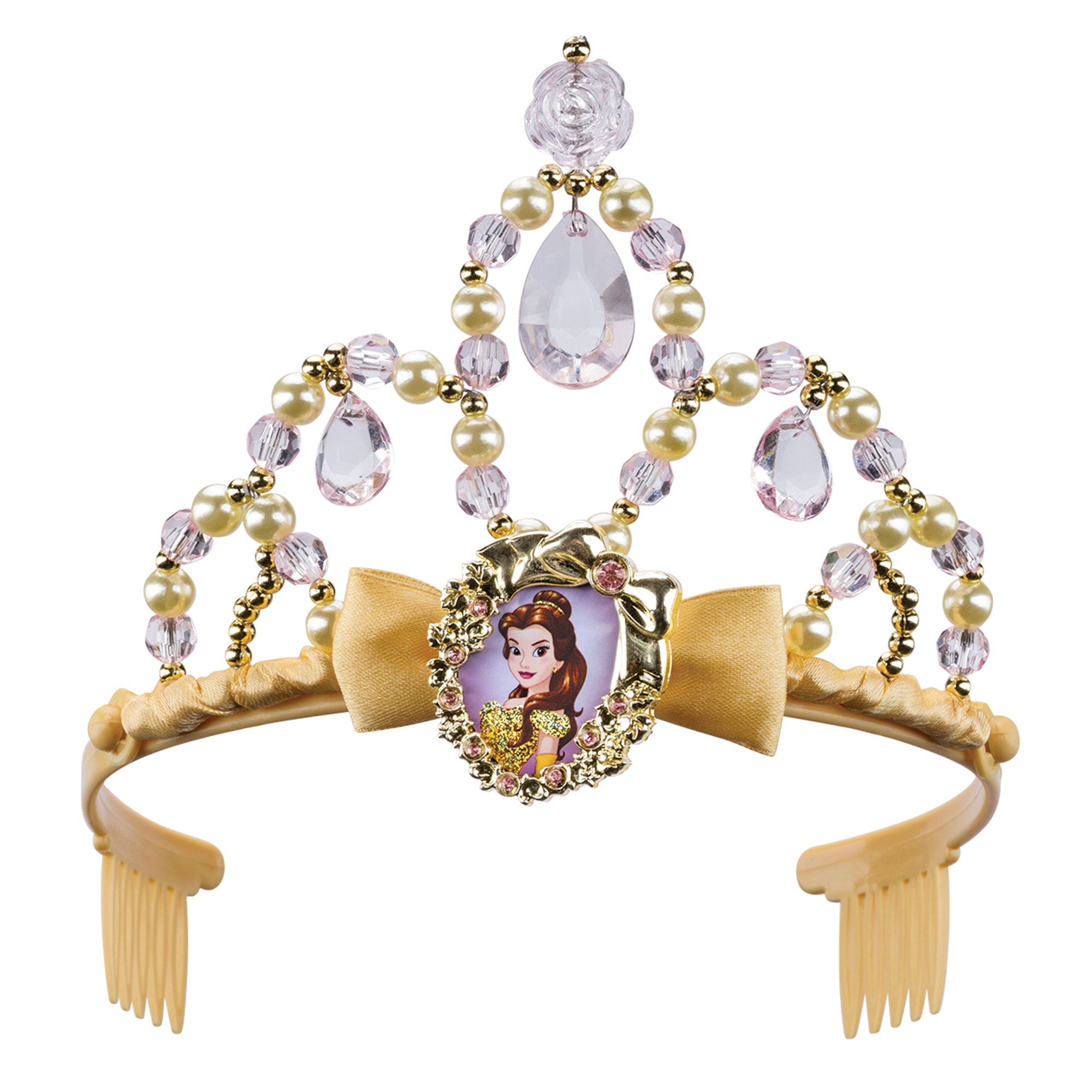 Beauty and the Beast Childs' Belle Folding Tiara