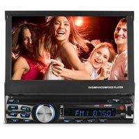 "Refurbished XO Vision 7"" In-Dash Touchscreen DVD Receiver"