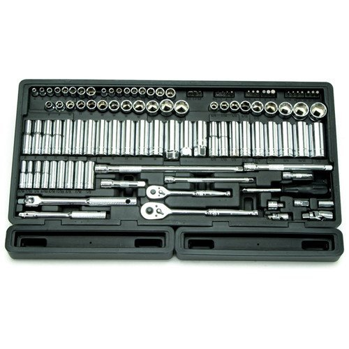 Rel Products, Inc. ATD-1365 1/2 Driver Sae/metric Socket Set, 43 Pc.