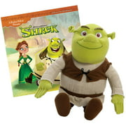 Shrek Book and Plush