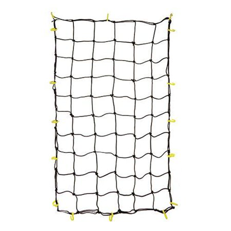Cargo Net with 16 Durable Nylon Hooks - Large 36