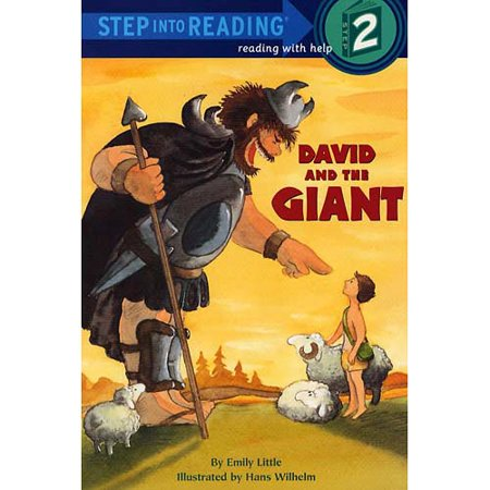 David and the Giant: A Step 1 Book, Preschool Grade 1 by