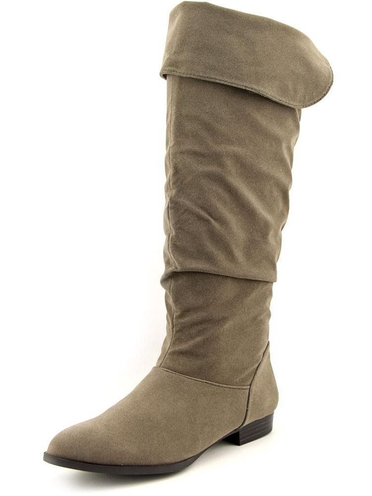 Style & Co Tirza Women Round Toe Boots