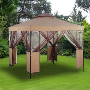 Garden Winds Replacement Canopy Top for Pacific Casual 8 x 8 Gazebo