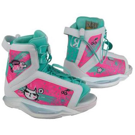 Ronix August Girl's Wakeboard Bindings 2019