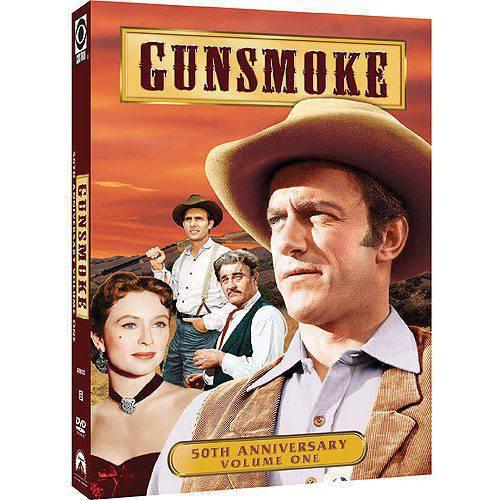 Gunsmoke: 50th Anniversary, Volume 1 (Collector's Edition) (Full Frame, ANNIVERSARY)