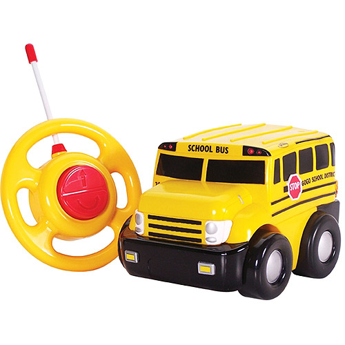 Kid Galaxy My 1st Radio-Controlled School Bus with Sound by Kid Galaxy