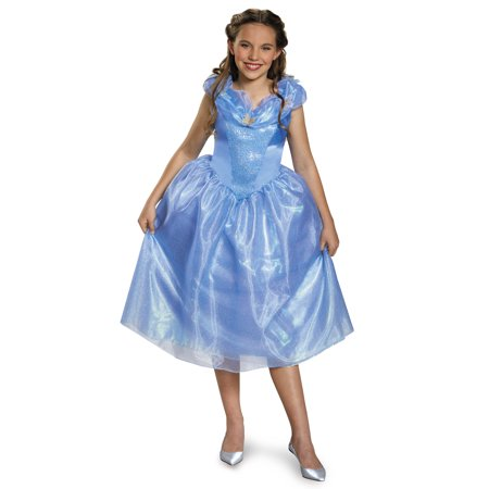 Cinderella Tween Halloween Costume, One Size, M (7-8) - Cool Halloween Costume Ideas For Tweens