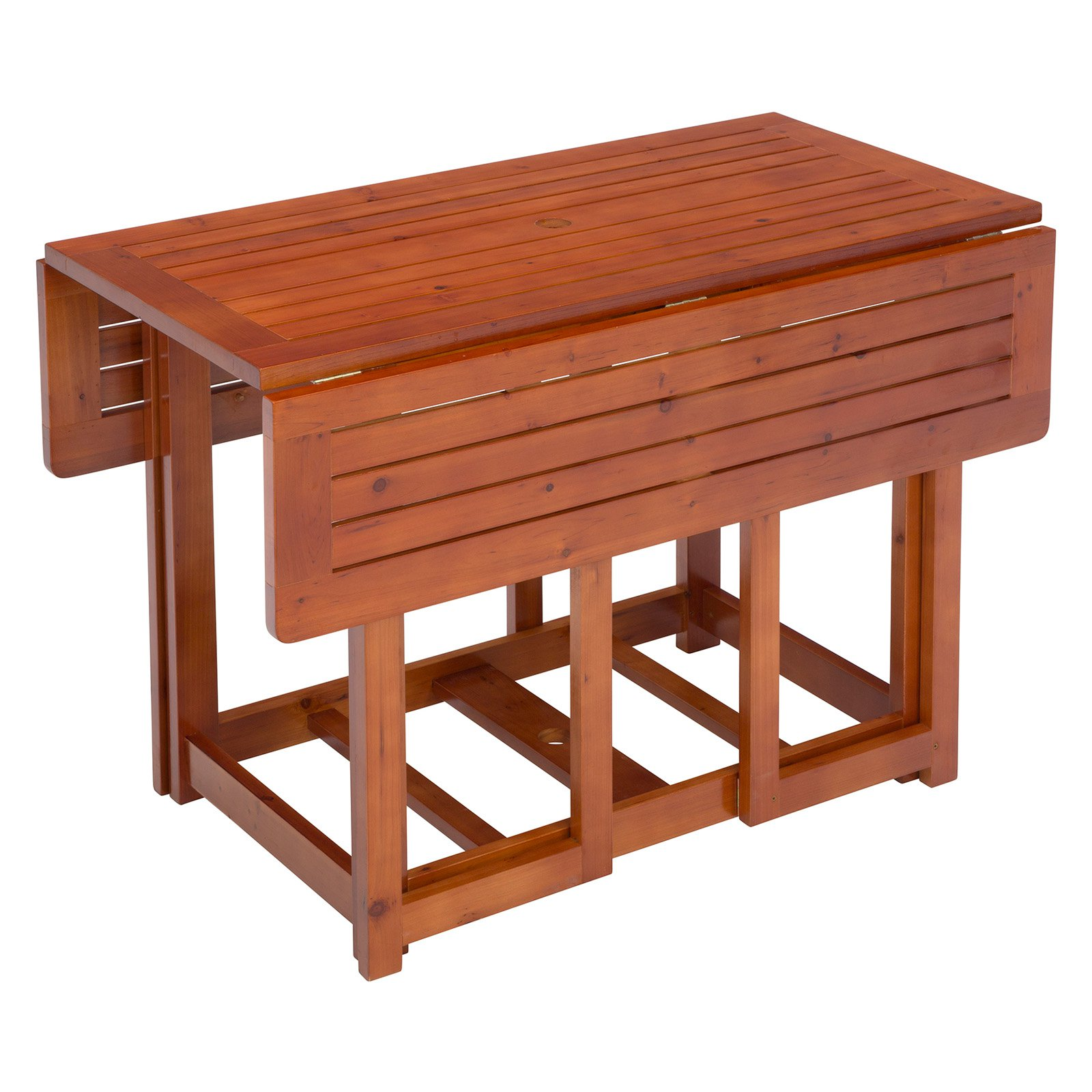 Jack Post Jennings Folding Wood Table