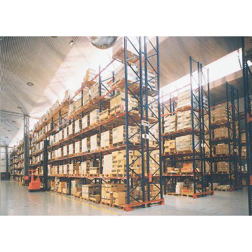 Vestil Pallet Racking Frame 19,380 lbs Capacity