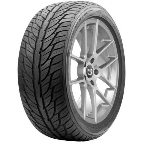 General G-MAX AS-03 Tire 245/40ZR17SL 91W BW