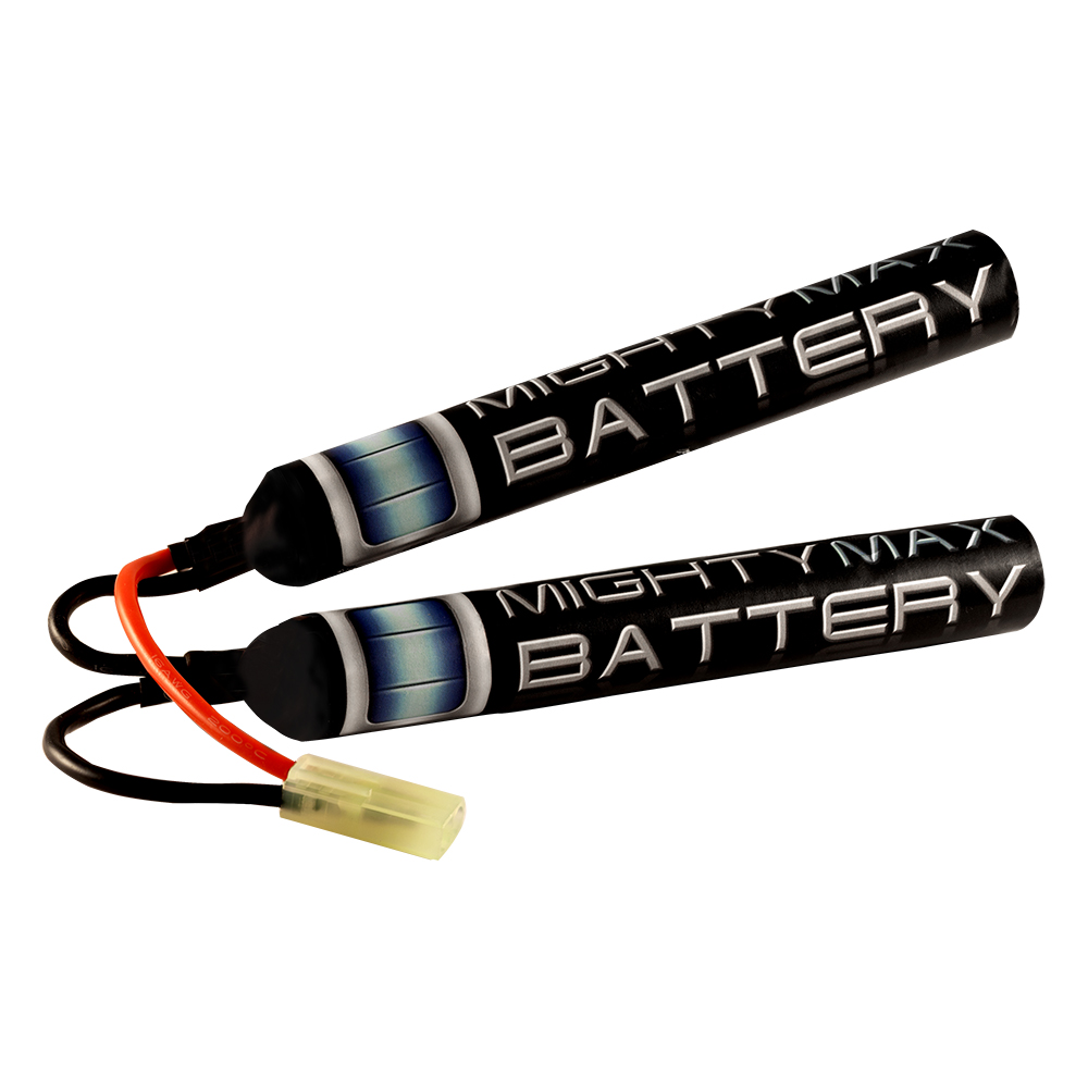 9.6v 1600mAh NiMH Butterfly Airsoft AEG Gun Battery G&G ICS JG CA TM SRC