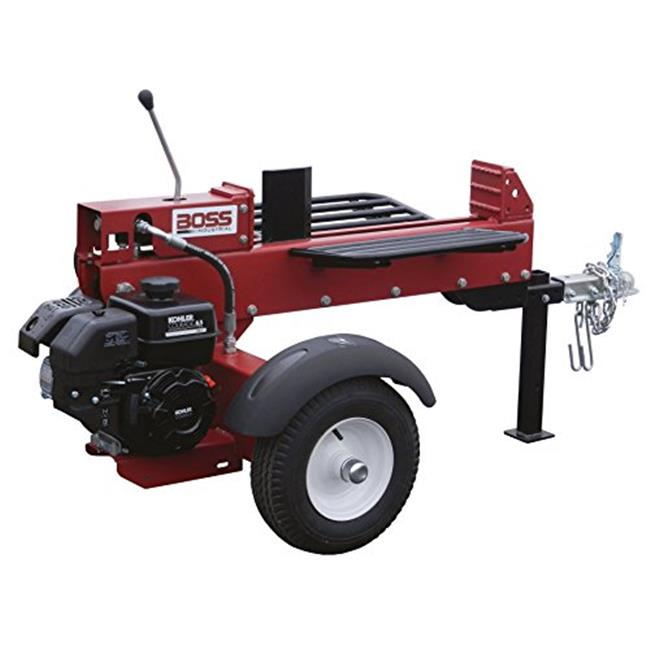 Boss Industrial GD16T21 16 Ton Gasoline Dual Action Log Splitter by Boss Industrial