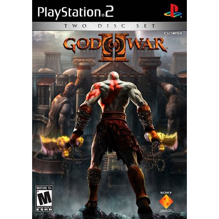 God of War 2 - PS2 (Refurbished) (God Of War 3 Heart Of Gaia)