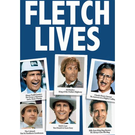7835791f5ee Fletch Lives (Vudu Digital Video on Demand) - Walmart.com