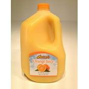 Rutter's No Sugar Added Orange Juice, 1 Gallon
