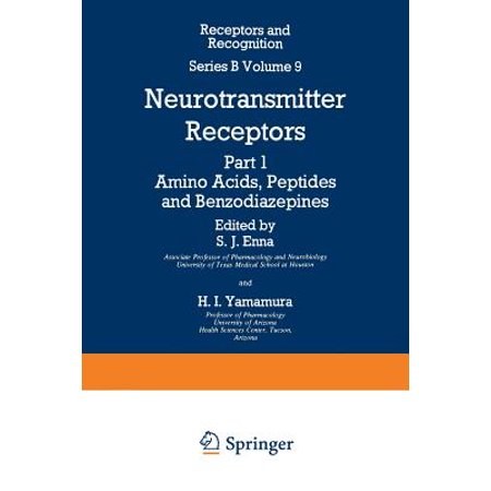 Neurotransmitter Receptors : Part 1 Amino Acids, Peptides and