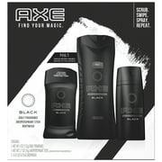 AXE Regimen Gift Set for Men Black 3 pc