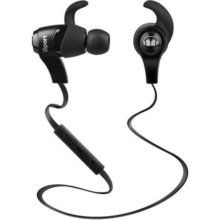 Monster iSport Bluetooth Wireless In-Ear Headphones