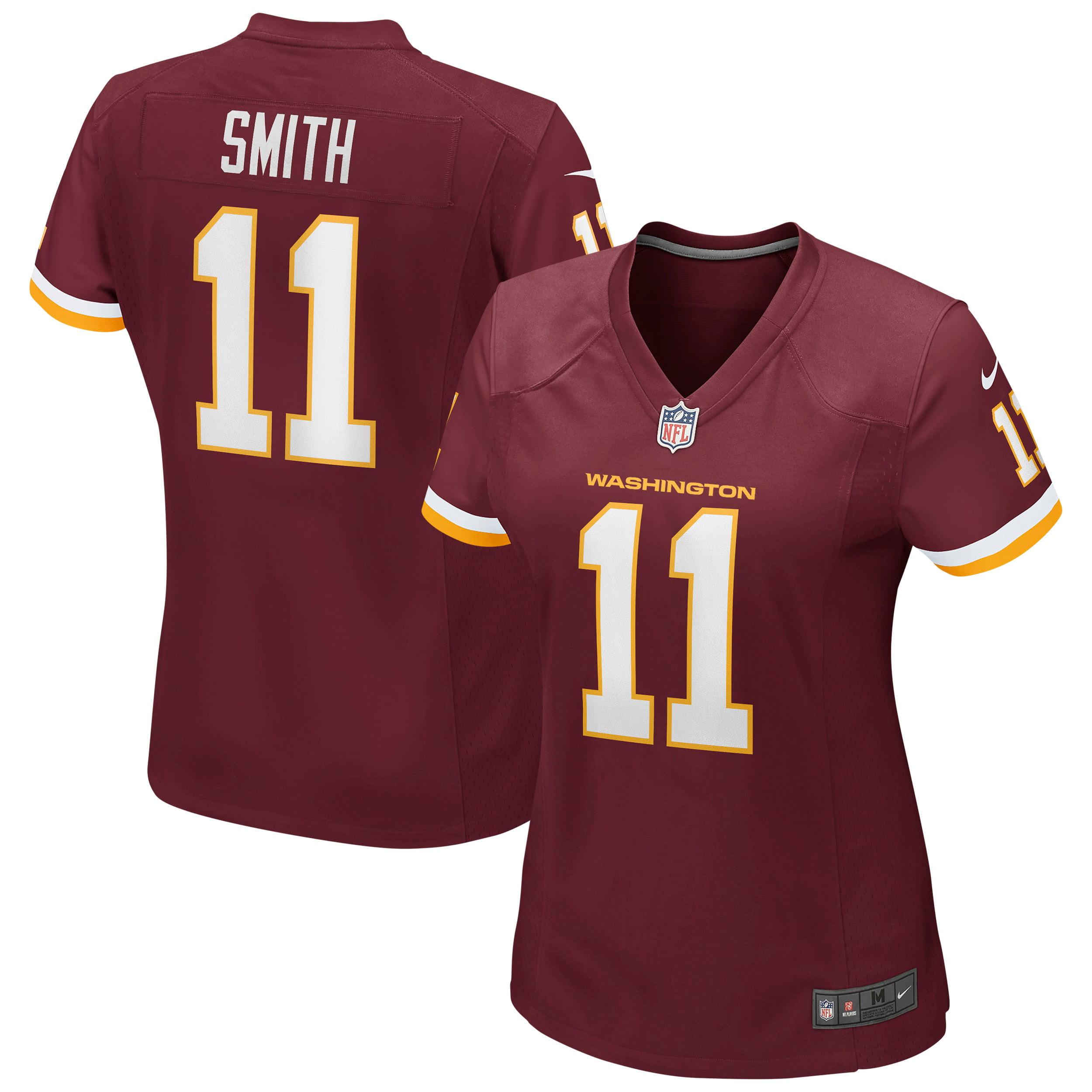 Alex Smith Washington Football Team Nike Women's Game Player Jersey -Burgundy - Walmart.com